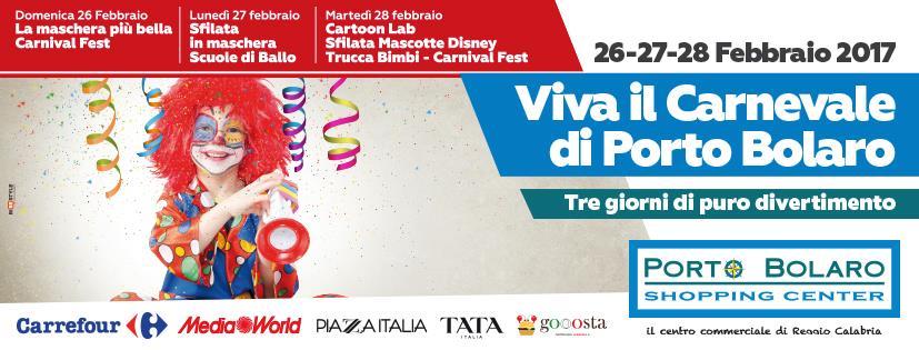 Viva il Carnevale di Porto Bolaro