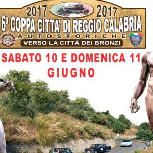 6° Coppa Citta di Reggio Calabria | Autostoriche