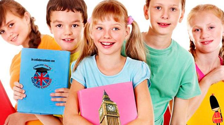 Corso d'Inglese Gratuito per Bambini