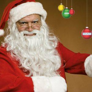La casa di Babbo Natale a Porto Bolaro!