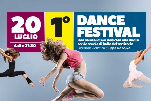 1° Dance Festival: il meglio della danza di Reggio Calabria