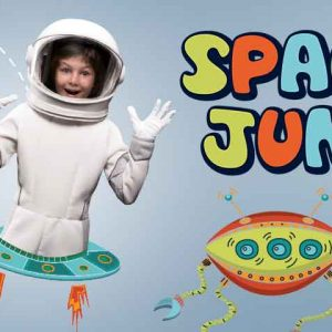 Vola Gratis nello spazio con Space Jump