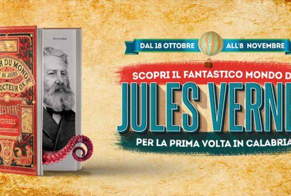 Il Fantastico Mondo di Jules Verne al Centro Commerciale Porto Bolaro in esclusiva per la Calabria