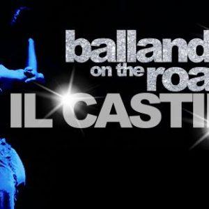Milly Carlucci a Porto Bolaro con Ballando on The Road