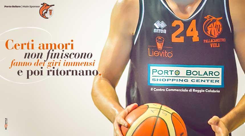Porto Bolaro main sponsor della Viola